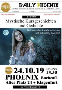 Mystische Kurzgeschichten und Gedichte